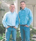 Vacation Property Specialists Paul Hayes & Shad Knapp